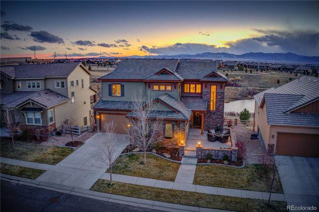 3696 Yale Drive, Broomfield, CO 80023 (#3056507) :: The Peak Properties Group