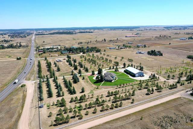 60 Bill Davis Road, Franktown, CO 80116 (MLS #3056513) :: 8z Real Estate