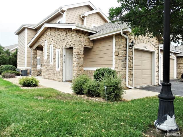 2863 W 119th Avenue 13-201, Westminster, CO 80234 (#3057222) :: Finch & Gable Real Estate Co.