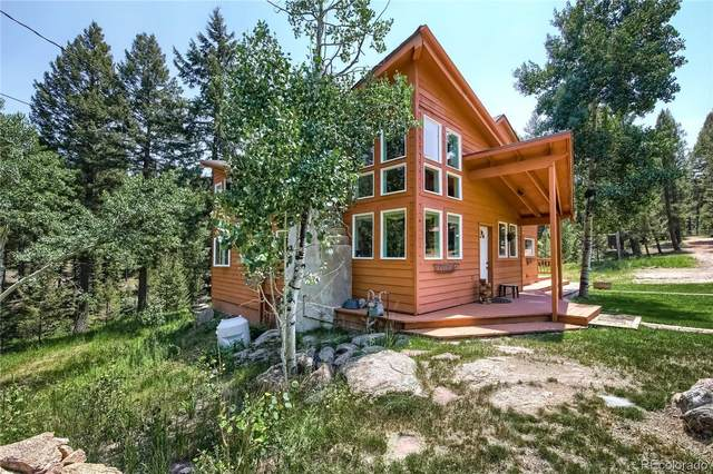28311 Evergreen Drive, Conifer, CO 80433 (#3057496) :: Berkshire Hathaway HomeServices Innovative Real Estate