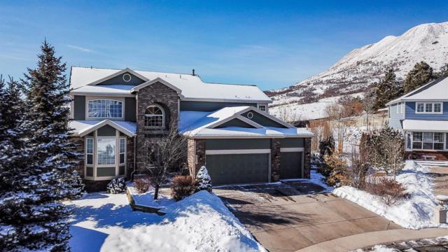 1626 Thatch Circle, Castle Rock, CO 80109 (MLS #3057534) :: 8z Real Estate