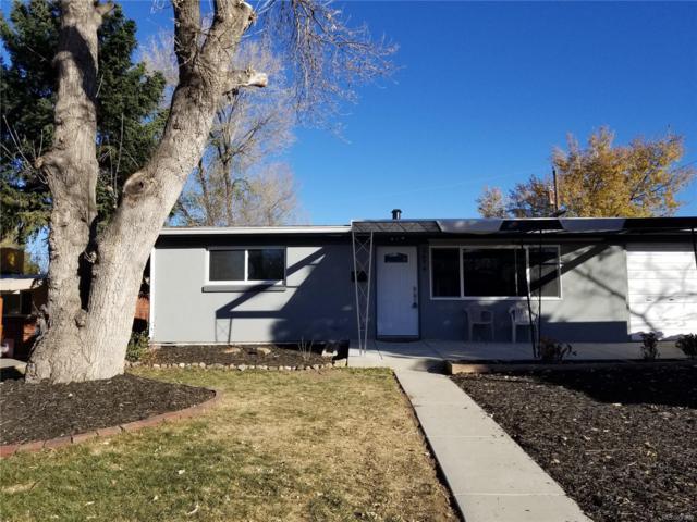 2674 S Patton Court, Denver, CO 80219 (MLS #3057862) :: 8z Real Estate