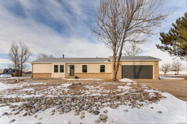 15459 Great Rock Road, Brighton, CO 80603 (MLS #3058171) :: Bliss Realty Group