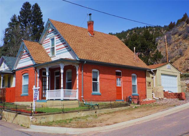 846 Virginia Street, Idaho Springs, CO 80452 (#3058559) :: Bring Home Denver