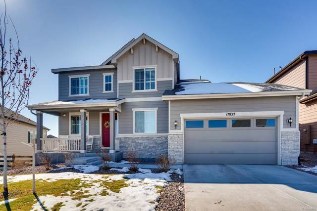 17832 Union Creek Drive, Parker, CO 80134 (#3058634) :: The DeGrood Team