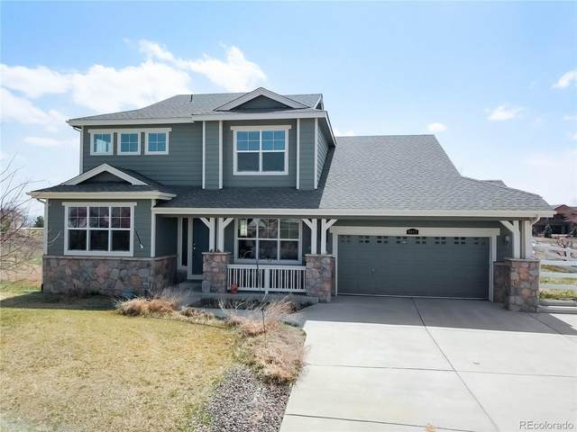 9802 E 146th Avenue, Brighton, CO 80602 (MLS #3058825) :: Kittle Real Estate
