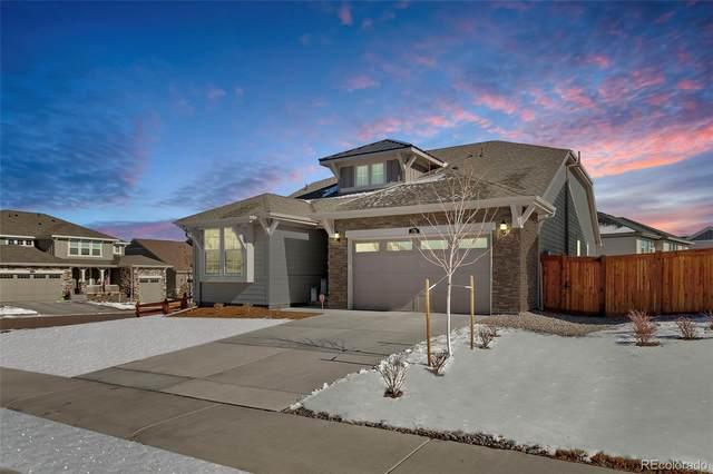 125 Green Valley Circle, Castle Pines, CO 80108 (#3059166) :: iHomes Colorado