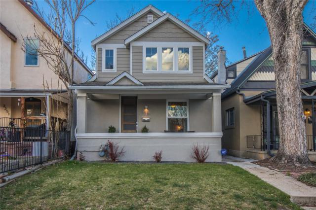 3349 W 32ND Avenue, Denver, CO 80211 (#3059192) :: The Peak Properties Group
