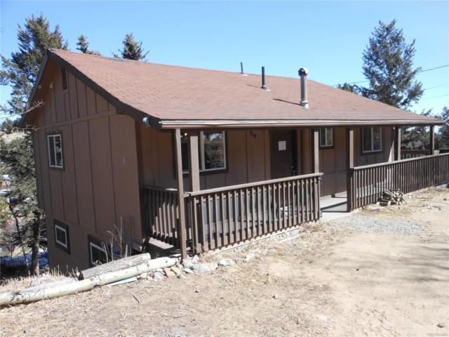 949 S Pine Drive, Bailey, CO 80421 (#3059207) :: The Peak Properties Group