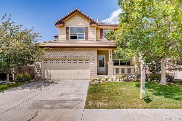 14147 E 101st Avenue, Commerce City, CO 80022 (#3059498) :: The Harling Team @ Homesmart Realty Group
