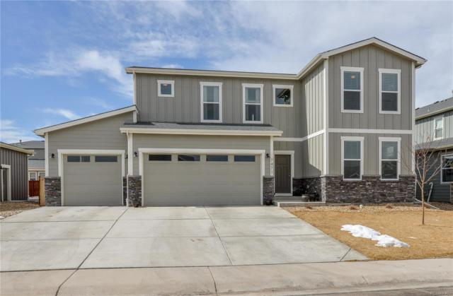 7471 Starkweather Drive, Wellington, CO 80549 (MLS #3059669) :: 8z Real Estate