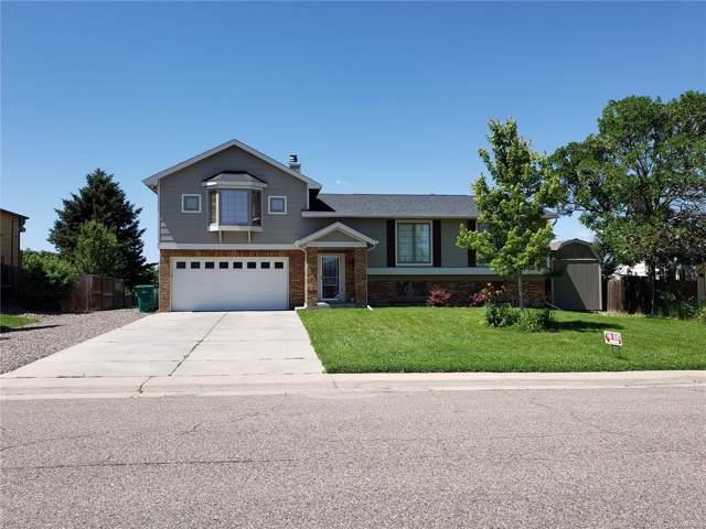 11169 Donley Drive, Parker, CO 80138 (#3059906) :: The Peak Properties Group