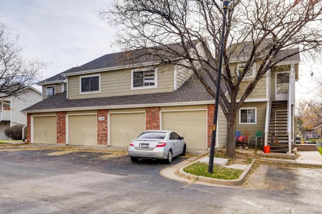 1341 S Cathay Court #102, Aurora, CO 80017 (#3060198) :: The Heyl Group at Keller Williams