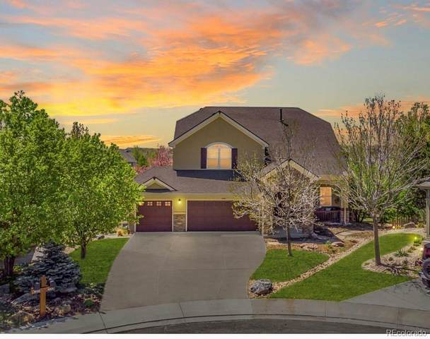 14126 Roaring Fork Circle, Broomfield, CO 80023 (#3060325) :: Wisdom Real Estate