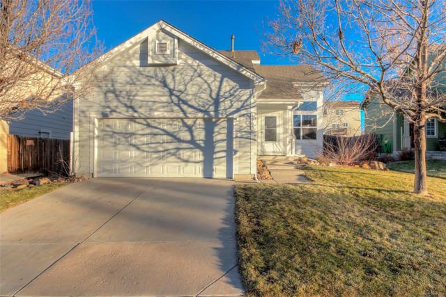 5966 S Winnipeg Street, Aurora, CO 80015 (MLS #3060504) :: Kittle Real Estate