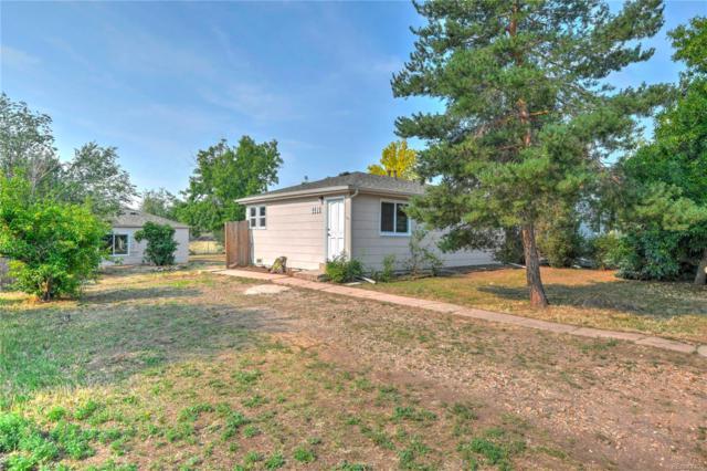 2296 W Iliff Avenue, Englewood, CO 80110 (#3060526) :: Wisdom Real Estate