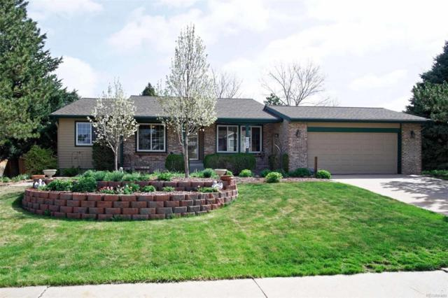 8434 S Woody Way, Highlands Ranch, CO 80126 (#3060699) :: The Healey Group
