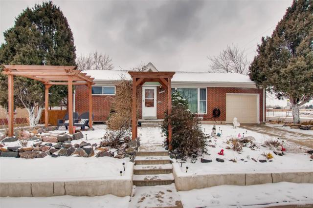 1224 Elmer Drive, Northglenn, CO 80233 (#3060903) :: The Peak Properties Group