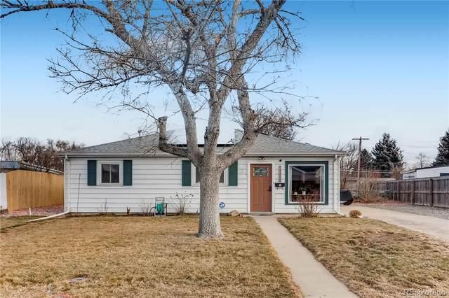 1100 Yost Street, Aurora, CO 80011 (MLS #3061106) :: Kittle Real Estate