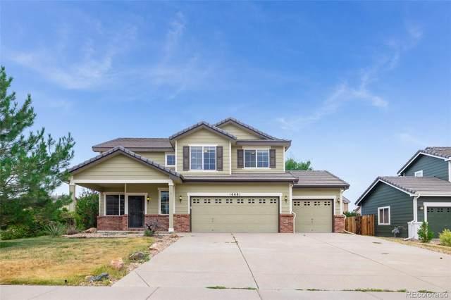 16681 E Hollow Horn Avenue, Parker, CO 80134 (#3061841) :: Symbio Denver