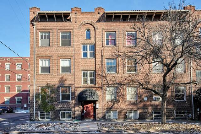 521 E 14th Avenue #21, Denver, CO 80203 (#3062483) :: Arnie Stein Team | RE/MAX Masters Millennium