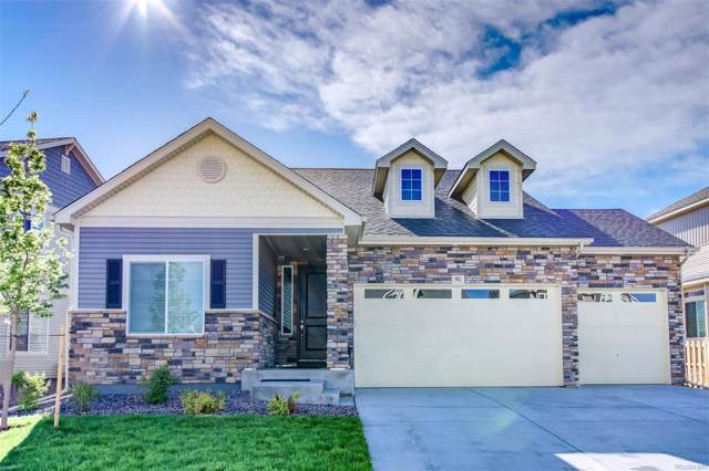96 S Newcastle Way, Aurora, CO 80018 (MLS #3062546) :: 8z Real Estate