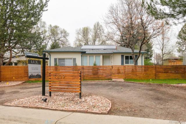 3209 E Yale Way, Denver, CO 80210 (#3062904) :: Venterra Real Estate LLC