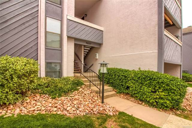 9837 E Peakview Avenue D01, Englewood, CO 80111 (#3062987) :: The Healey Group