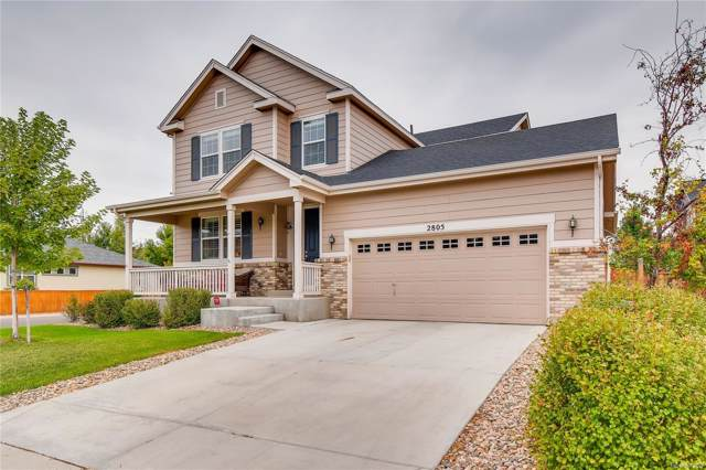 2805 E 141 St Place, Thornton, CO 80602 (#3063103) :: 5281 Exclusive Homes Realty