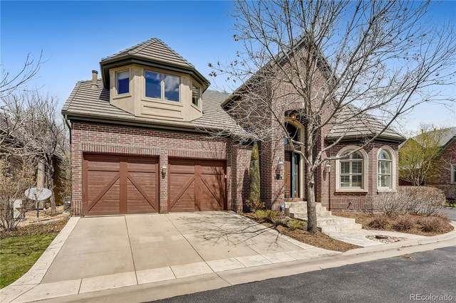 8777 E Wesley Drive, Denver, CO 80231 (#3063156) :: My Home Team