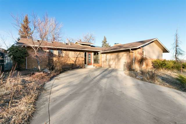 5495 Tenino Avenue, Boulder, CO 80303 (#3063262) :: The DeGrood Team