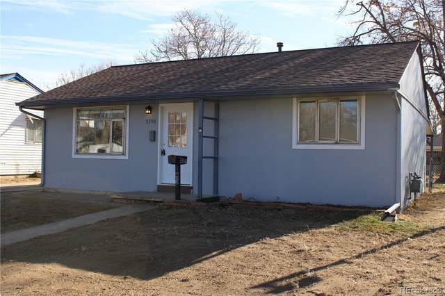5350 E 65th Way, Commerce City, CO 80022 (#3063375) :: The DeGrood Team