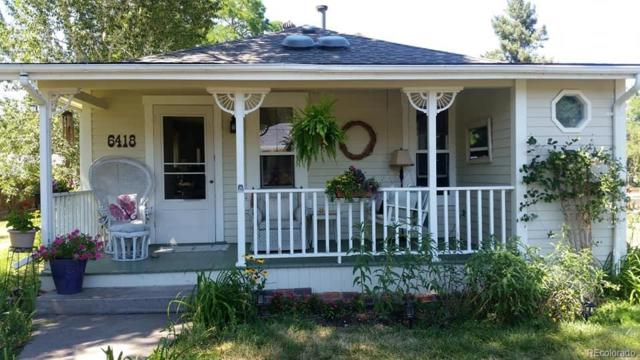 6418 2nd Street, Louviers, CO 80131 (#3063420) :: Bring Home Denver