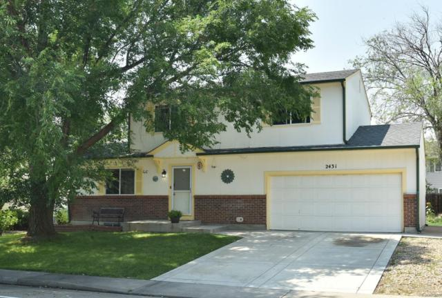2431 Spencer Street, Longmont, CO 80501 (#3063497) :: The City and Mountains Group