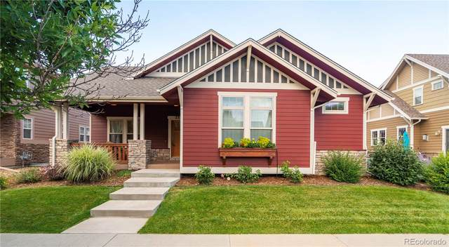 2338 Whistler Drive, Longmont, CO 80504 (#3063513) :: The Dixon Group