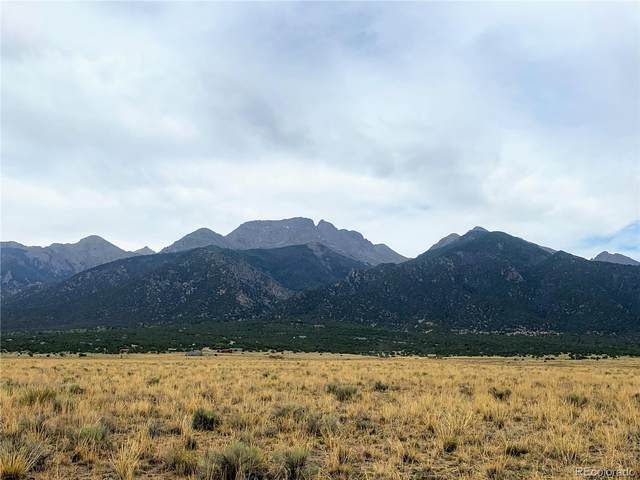 92 N Wanderlust Trail, Crestone, CO 81131 (#3063535) :: The DeGrood Team