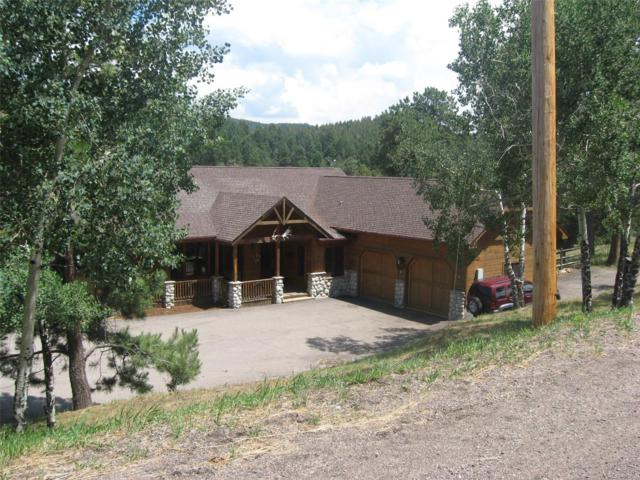 26165 Amy Circle, Conifer, CO 80433 (MLS #3063708) :: 8z Real Estate