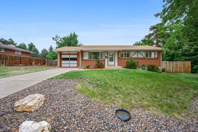 12349 W Mexico Avenue, Lakewood, CO 80228 (#3063742) :: The DeGrood Team