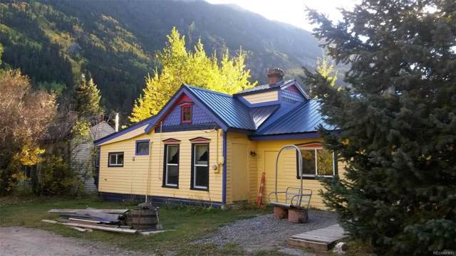 435 N Garfield Street, Silver Plume, CO 80476 (MLS #3064042) :: 8z Real Estate