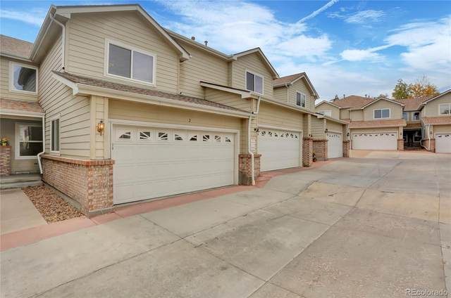 3405 S Lowell Boulevard #2, Denver, CO 80236 (MLS #3064205) :: The Sam Biller Home Team