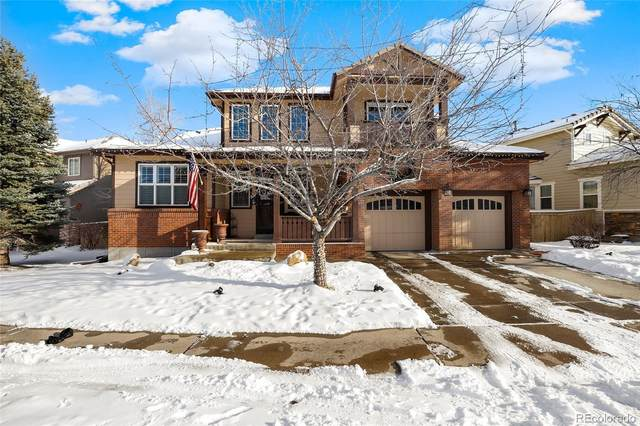 10616 Briarglen Circle, Highlands Ranch, CO 80130 (MLS #3064393) :: Bliss Realty Group