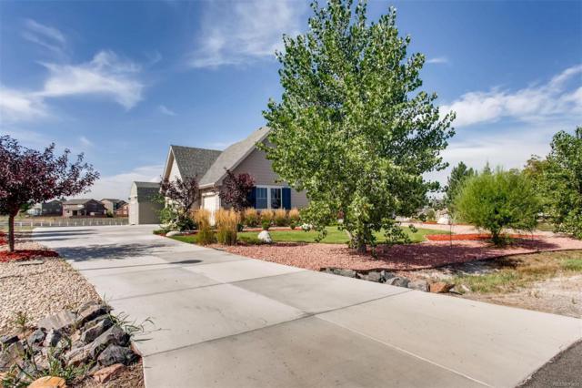 12421 Uinta Street, Thornton, CO 80602 (#3064541) :: The Peak Properties Group