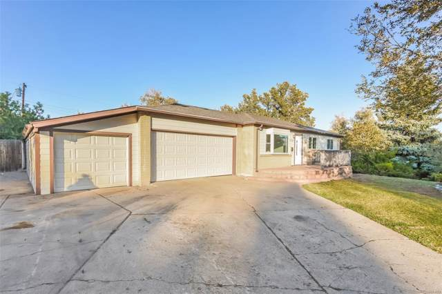 12507 W Mississippi Avenue, Lakewood, CO 80228 (#3065272) :: My Home Team