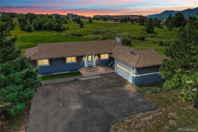 18165 Knollwood Boulevard, Monument, CO 80132 (#3065649) :: Bring Home Denver with Keller Williams Downtown Realty LLC
