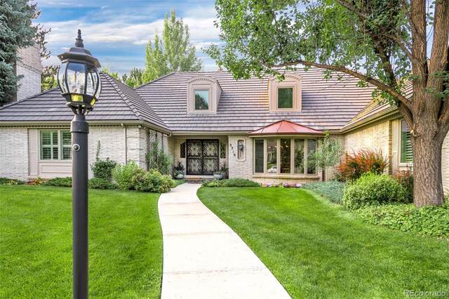 5310 Nassau Circle, Englewood, CO 80113 (#3065712) :: Colorado Home Finder Realty