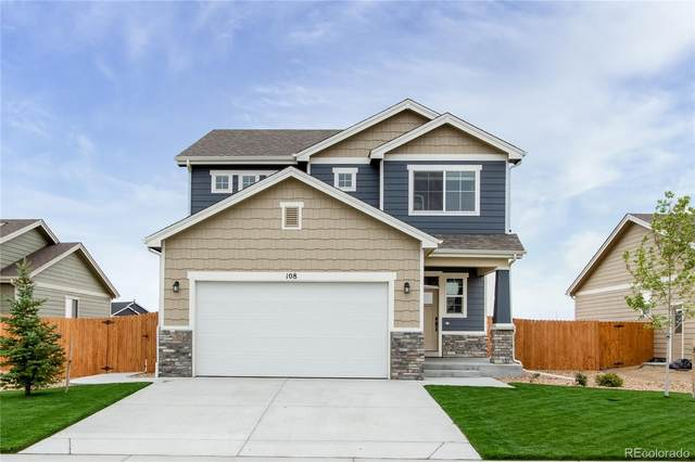 108 Bluebell Court, Wiggins, CO 80654 (#3066160) :: The DeGrood Team