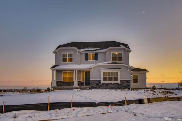 9820 E 160th Place, Brighton, CO 80602 (#3066191) :: The DeGrood Team