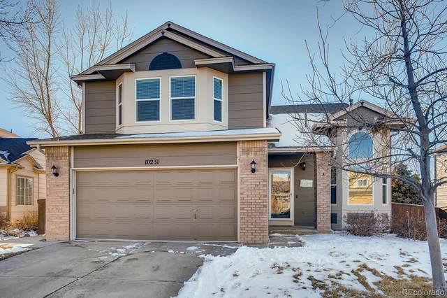 10231 Woodrose Lane, Highlands Ranch, CO 80129 (MLS #3066379) :: 8z Real Estate