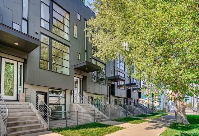 1220 26th Street, Denver, CO 80205 (#3066637) :: HomeSmart