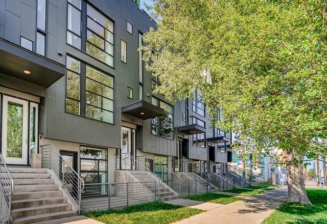 1220 26th Street, Denver, CO 80205 (#3066637) :: Mile High Luxury Real Estate